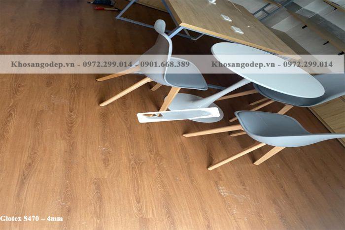 Sàn nhựa Glotex S470