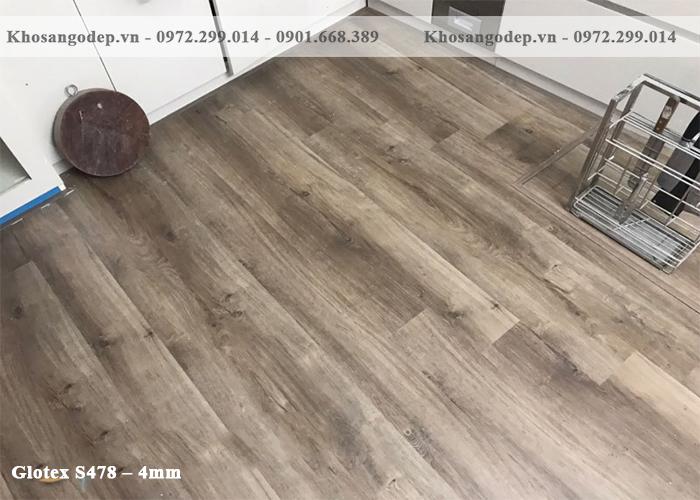 Sàn nhựa Glotex S478