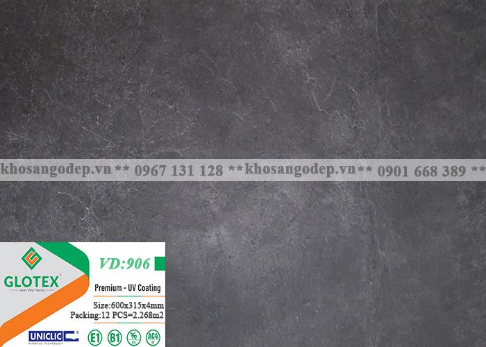 Sàn nhựa Glotex vân đá VD906