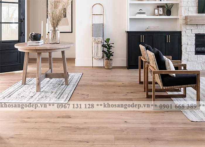 Sàn gỗ cadino chịu nước