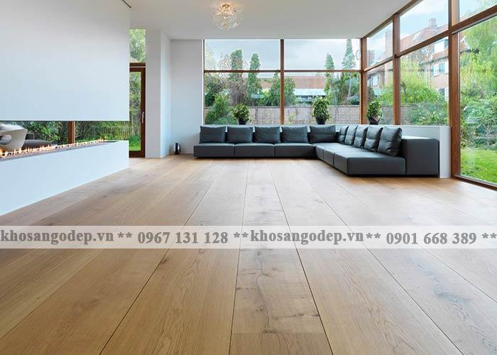 Sàn gỗ Cadino cốt xanh