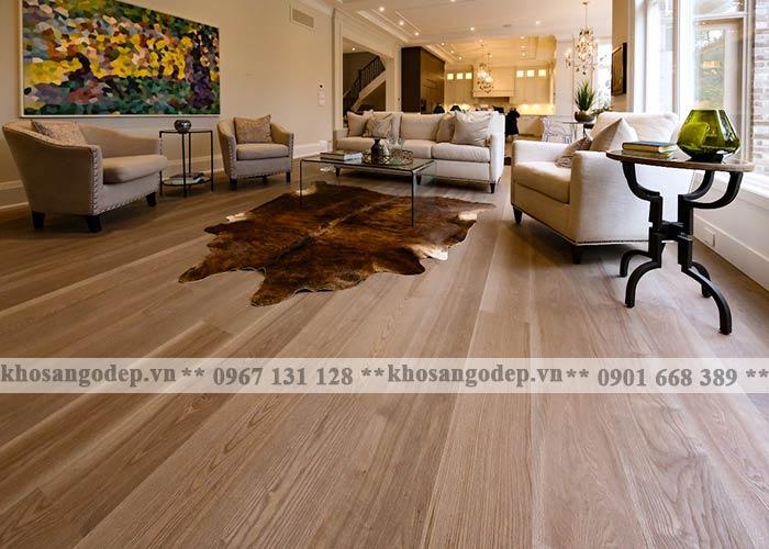 Sàn gỗ Cadino tại Hà Nội