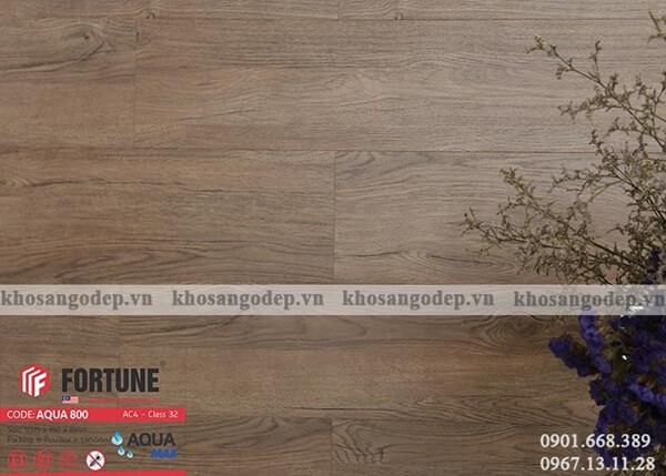 Sàn gỗ Aqua 800