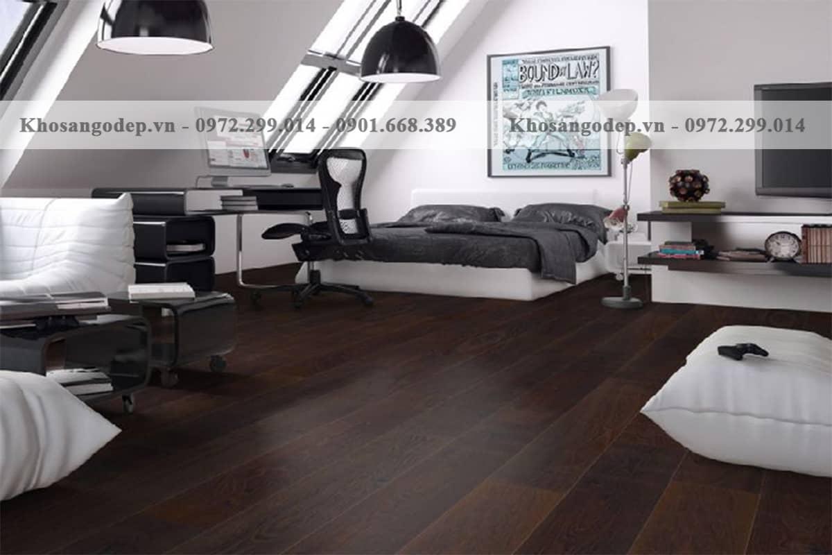 Sàn gỗ Savi 12mm SV6038