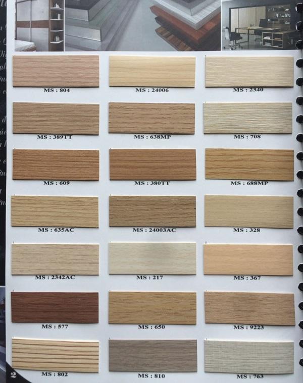 Các loại sàn gỗ công nghiệp đa dạng mẫu mã và màu sắc