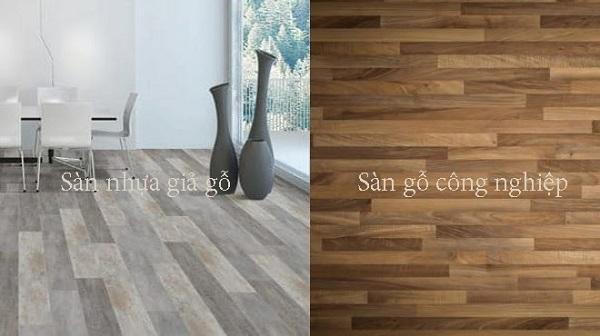 [Kinh nghiệm lựa chọn] Nên lát sàn gỗ hay sàn nhựa?