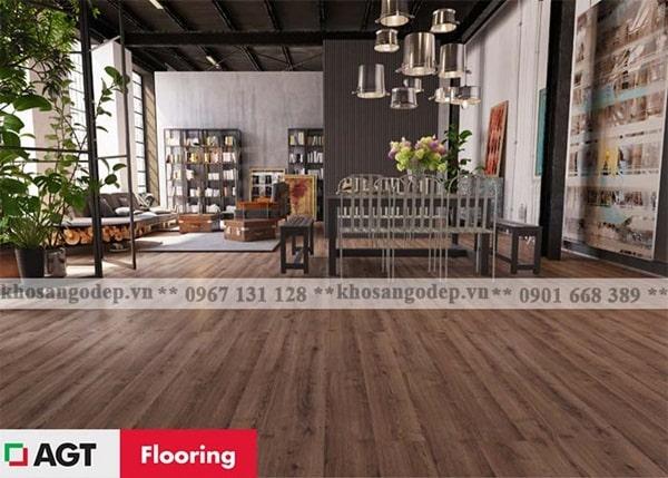 Ưu điểm của sàn gỗ AGT là gì?