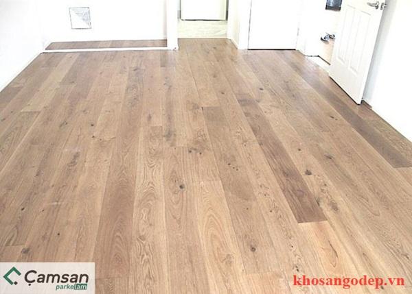 Sàn gỗ Camsan chất lượng cao