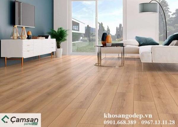 Các mẫu sàn gỗ Camsan hot nhất thị trường