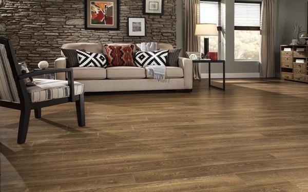 Sàn gỗ công nghiệp chịu nước mang lại nhiều ưu điểm