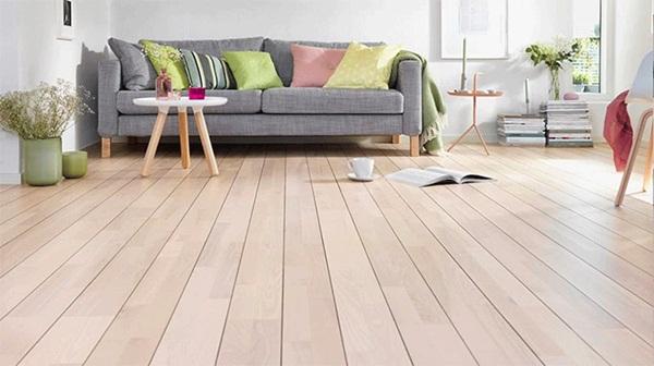 Sàn gỗ công nghiệp Đức mang lại nhiều ưu điểm vượt trội