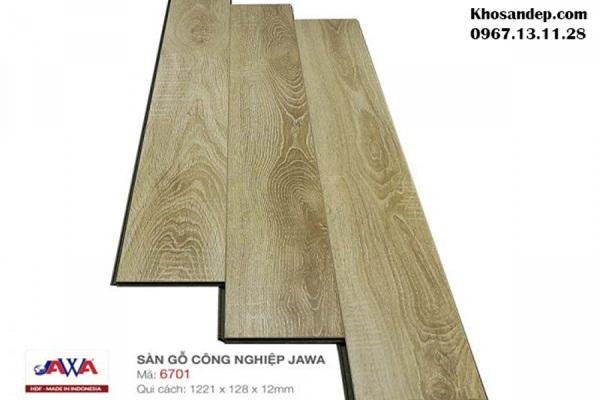 Sàn gỗ Jawa chất lượng tại Kho Sàn Đẹp ZHome