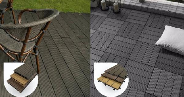 Sàn gỗ nhựa có dây chuyền sản xuất hiện đại