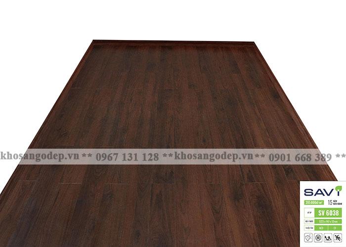 Sàn gỗ Savi SV6038 tại Hà Nội