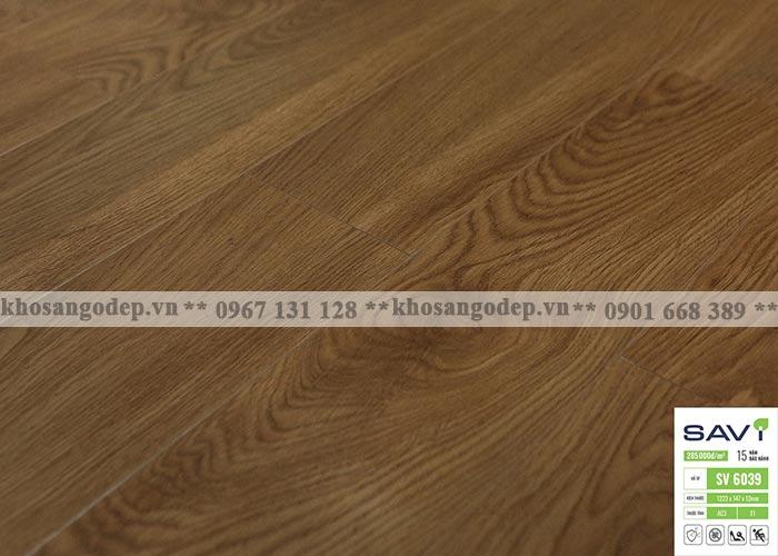 Sàn gỗ Savi SV6039 tại Hà Nội