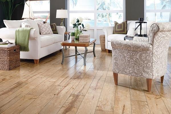 Những ưu điểm của sàn gỗ xương cá