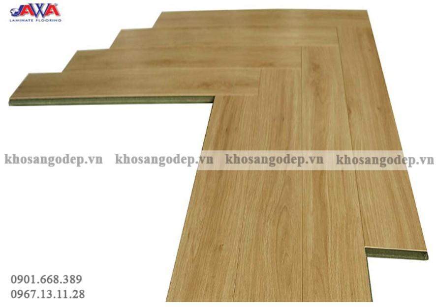 Sàn gỗ xương cá Jawa 151 cao cấp, chính hãng