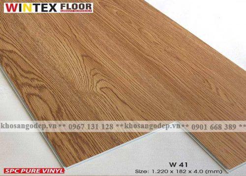 Sàn nhựa Wintex W41