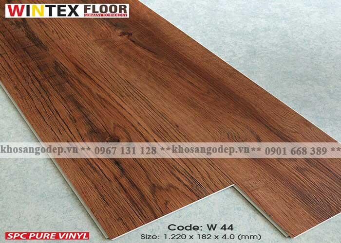 Sàn nhựa Wintex W44