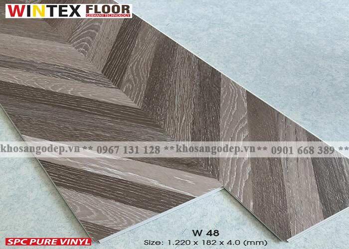 Sàn Nhựa Wintex W48