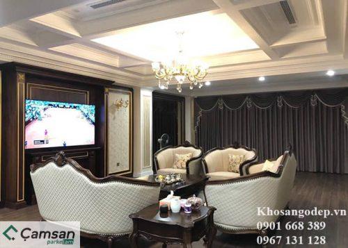 Sàn gỗ Camsan 10mm 720 tại Hà Nội