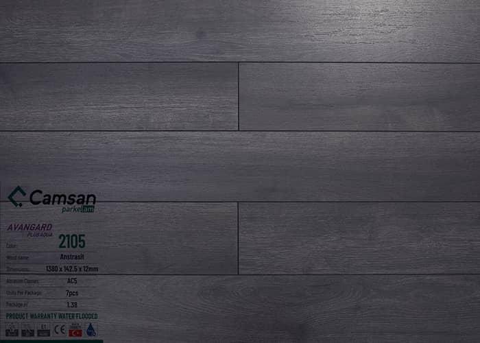 Sàn gỗ Camsan 12mm 2105