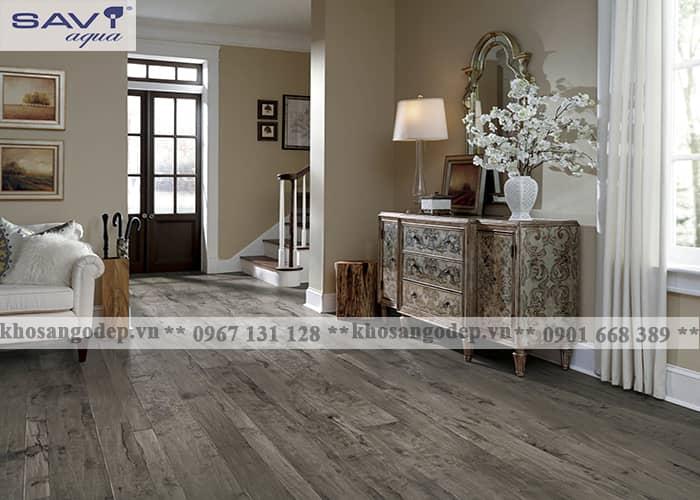 Sàn gỗ công nghiệp Savi Aqua 12mm