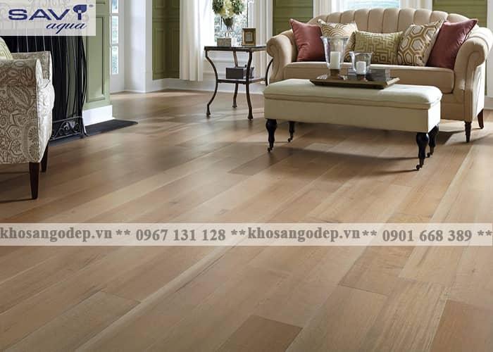 Sàn gỗ Savi Aqua tại Hà Nội