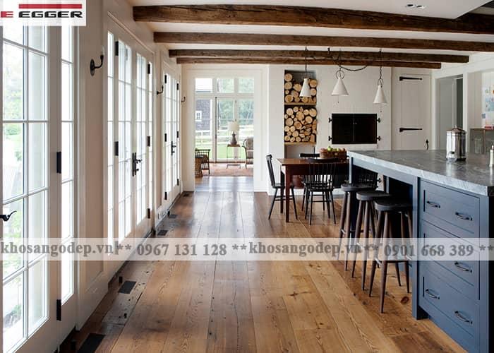 Báo giá sàn gỗ Egger mới nhất năm 2021