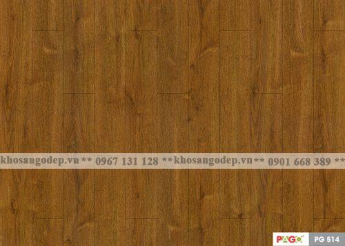 Sàn gỗ Pago PG514