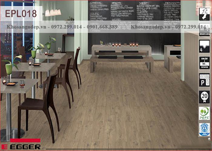 Sàn gỗ EGGER EPL018