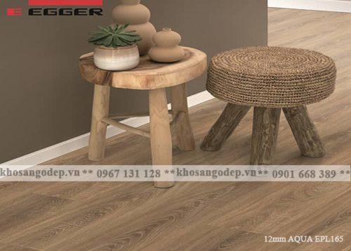 Sàn gỗ Egger Aqua 12mm EPL165