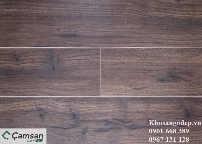 Sàn gỗ Camsan 12mm 720
