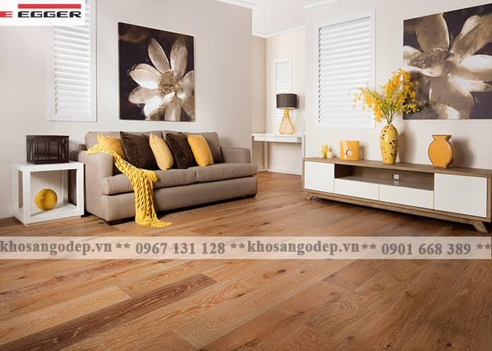 Sàn gỗ công nghiệp Egger