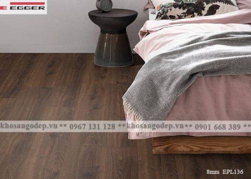 Sàn gỗ Egger 8mm EPL136