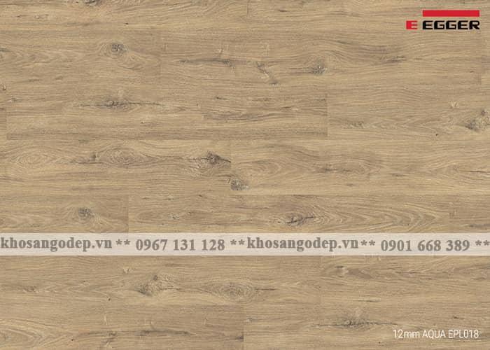 Sàn gỗ Egger Aqua 12mm EPL018 tại Hà Nội