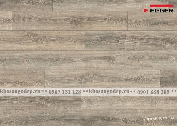 Sàn gỗĐức Egger Aqua 12mm EPL036