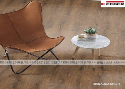 Sàn gỗ Đức Egger Aqua 8mm EPL075