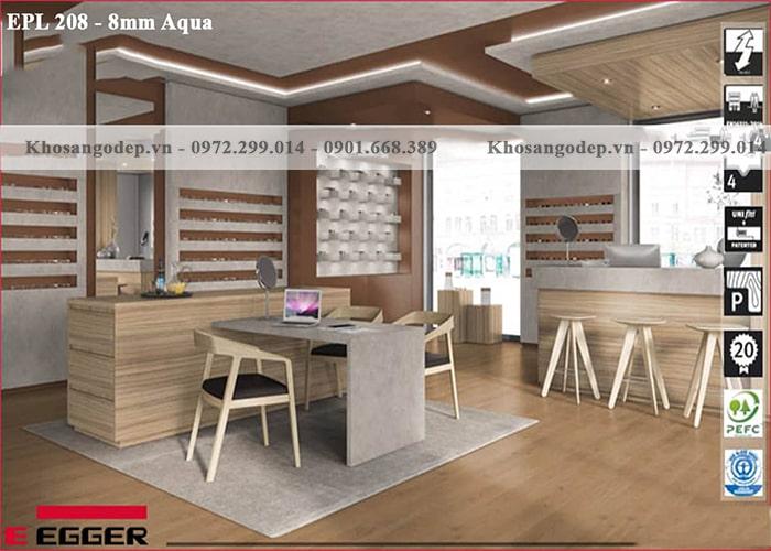 Sàn gỗ EEGGER EPL 208