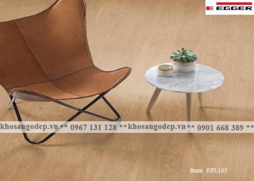 Sàn gỗ Egger 8mm EPL105