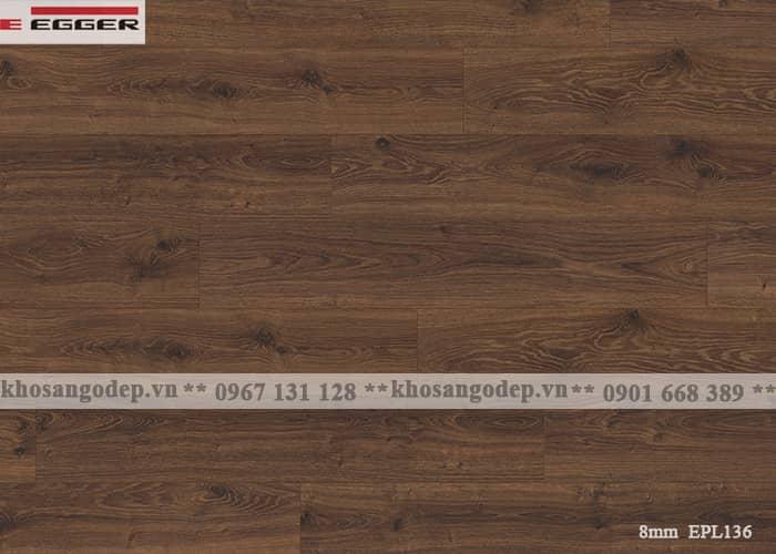 Sàn gỗ Đức Egger 8mm EPL136