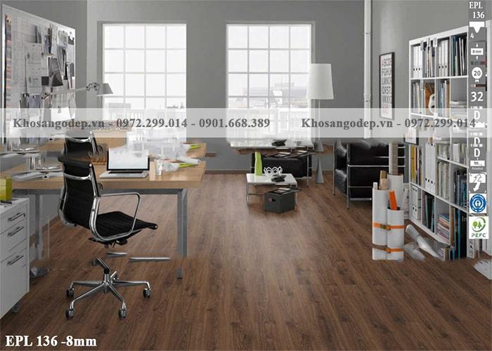 Sàn gỗ EEGGER EPL 136
