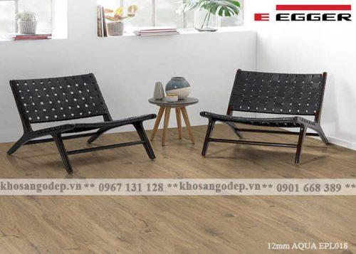 Sàn gỗ Egger Aqua 12mm EPL018
