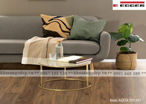 Sàn gỗ Egger Aqua 8mm EPL067