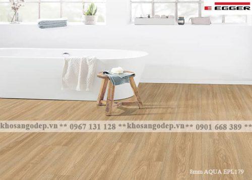 Sàn gỗ Đức Egger Aqua 8mm EPL179