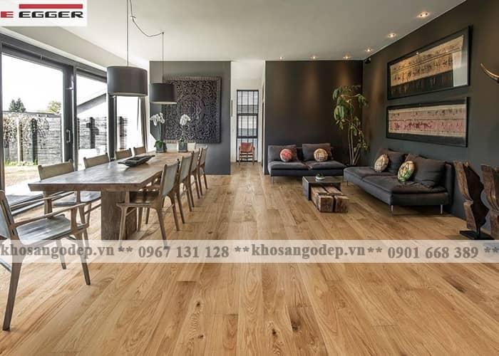 Sàn gỗ Egger Đức Tại Hà Nội