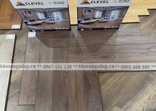 Sàn gỗ xương cá Clevel F689