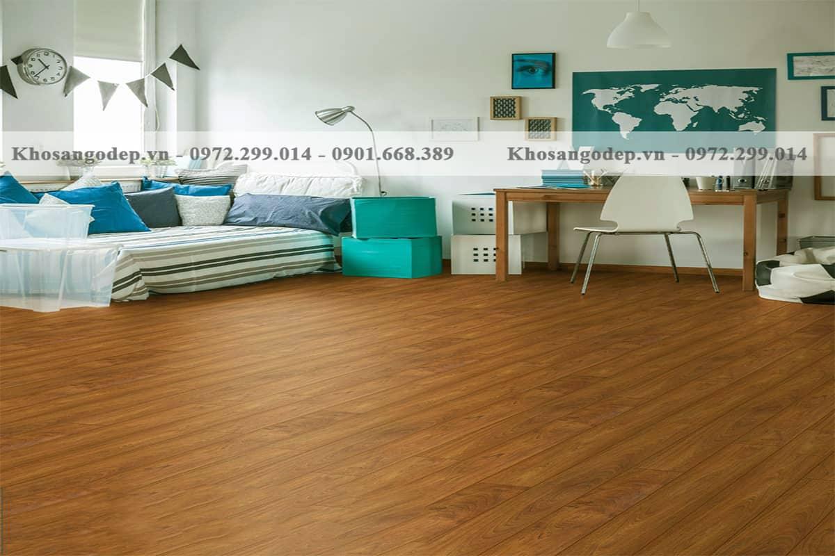 sàn gỗ công nghiệp redsun