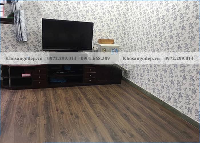 Sàn gỗ giá rẻ Redsun R62