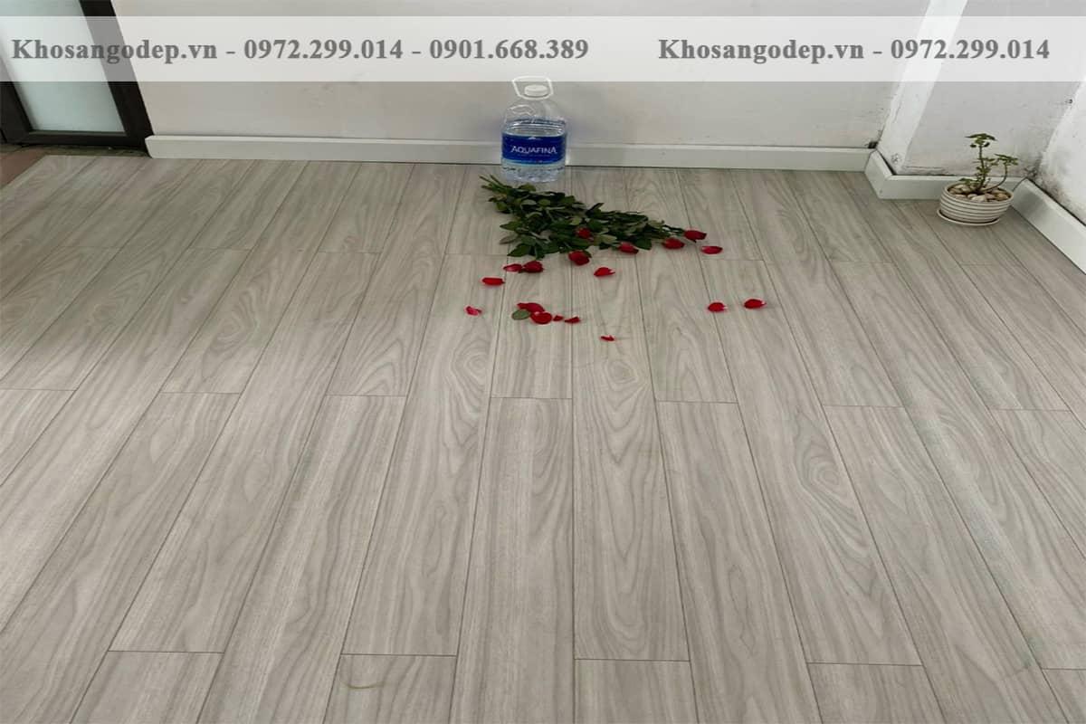 Sàn gỗ giá rẻ Redsun R65